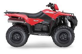 kingquad 500axi 4x4 features suzuki motorcycles