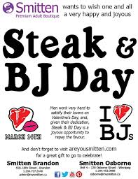 Steak And Bj Meme - happy steak bj day specials sales events pinterest steak