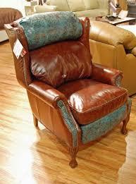 rustic chairs u0026 recliners hat creek interiors