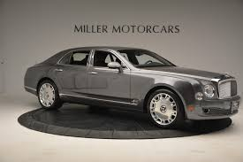 chrome bentley 2011 bentley mulsanne stock 6964 for sale near greenwich ct
