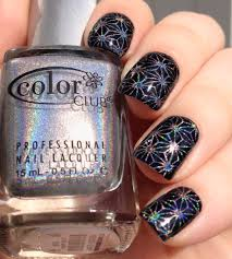 geodesic stamping with a england and color club u2013 phd in nail polish