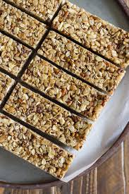 Top 10 Healthiest Granola Bars by Healthy Chewy Apple Cinnamon Granola Bars Lovely Kitchen
