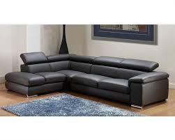Modern Leather Sofa Black 20 Modern Leather Sectional Sofa Nyfarms Info