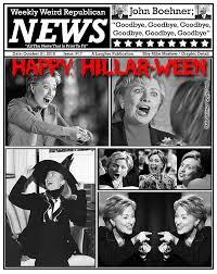 Republican Halloween Meme - hillary clinton birthday card meme collection