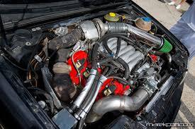 audi v8 turbo 4 2 turbo gt35 single or pair of k24 motorgeek com