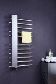 Bathroom Shelves With Towel Rack by Luxury Vertical Wall Mount Bathroom Towel Rack Heated Towel Racks