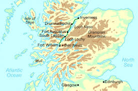great glen way walking holidays and hiking tours in scotland