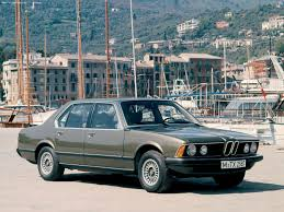 the first bmw 7 series e23