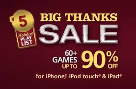 thanksgiving sales touchmyapps