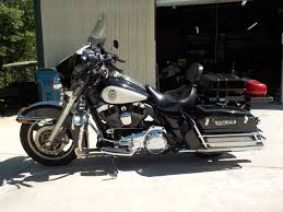 harley davidson electra glide police in texas for sale used