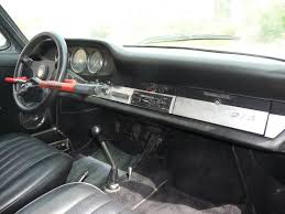 porsche dashboard the porsche 912 sold garage woolery