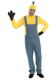 minions deluxe kevin jumpsuit