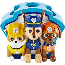 nickelodeon paw patrol toothbrush holder walmart