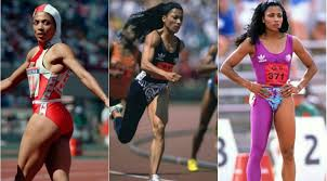 how to style hair for track and field flo jo bookinganita