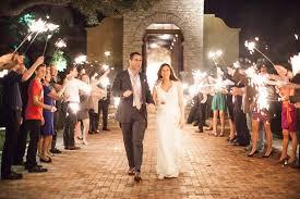 sparklers for wedding smokeless sparklers the original wedding sparkler company