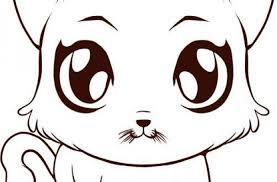 cartoon animals cute drawings