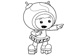 Team Umizoomi Coloring Pages Getcoloringpages Com Nick Jr Coloring Pages