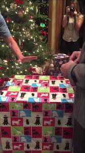 Christmas Gift Dad - dad opens christmas gift to find the best surprise ever youtube