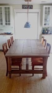 Farmhouse Dining Room Tables Best 25 Ana White Farm Table Ideas On Pinterest Dyi Farmhouse