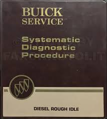 1981 buick repair shop manual original riviera lesabre century