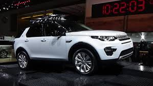 land rover discovery 5 2016 2016 land rover discovery geneva motor show 2015 youtube