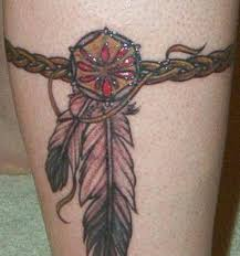dream catcher leg tattoo designs for men and women golfian com