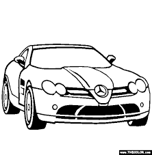 supercars prototype cars coloring pages 1
