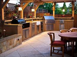 kitchen outdoor built in bbq outdoor kitchen ideas on a budget