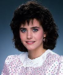 hairstyles in 1983 courteney cox through the years us weekly