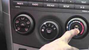2011 toyota corolla climate controls how to by toyota city