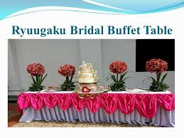 table skirting and centerpieces ppt video online download