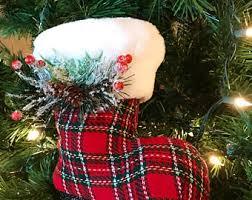 boot ornament etsy