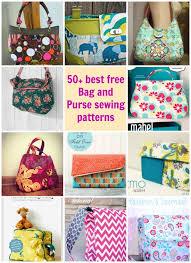 50 favorite best free purse patterns so sew easy