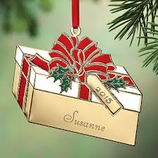 metal personalized ornaments hnc