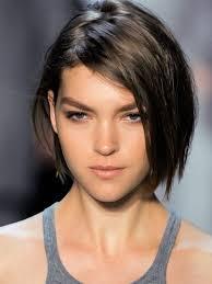 coupe carrã cheveux fins coiffures courtes cheveux fins les tendances mode du automne