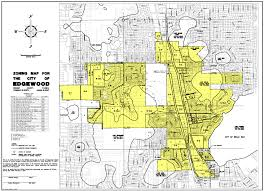 Orange County Florida Map by Administration