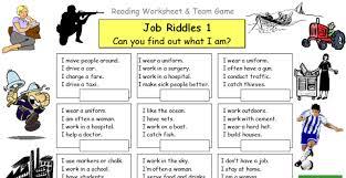 all worksheets occupations worksheets printable worksheets