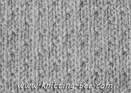 free dot stitch knitting pattern cast on of 4 plus 1 1st
