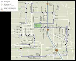 Los Angeles Union Station Map by Dash Watts Ladot Transit Services
