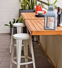 Top  Best Outdoor Bar Table Ideas On Pinterest Outdoor Bars - Bar height dining table nz