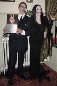 Morticia Addams Halloween Costumes Diamond Vintage Morticia Gomez