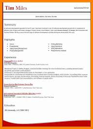 curriculum vitae structure 8 updated cv format 2017 resume sections