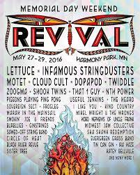 revival festival may 27 29 2016 illumiknation station