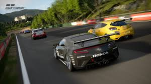 all the cars here are all the gran turismo sport cars from e3 2017