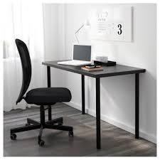 Linnmon Corner Desk by Adils Linnmon Table Black Brown Black 120x60 Cm Ikea