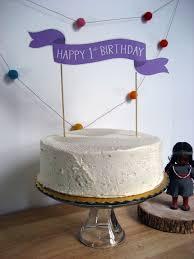 cake banner topper baked salmon cakes nesting cake ideas