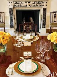 pictures of christmas decorations in homes the obama family u0027s stylish private world inside the white house
