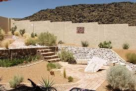 Desert Patio 47 Best Gravel Patio Ideas Diy Design Pictures Designing Idea