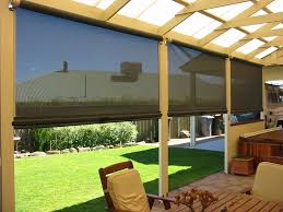 Roll Up Blinds For Windows Shades Enchanting Roll Down Outdoor Shades Outside Curtains