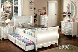 White Twin Bedroom Set Top White Twin Bedroom Sets With Snow White Twin Size Trundle